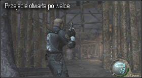 5 - Village (2-1) - przystań i boss - Resident Evil 4 - PC - poradnik do gry