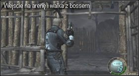 4 - Village (2-1) - przystań i boss - Resident Evil 4 - PC - poradnik do gry