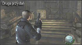 Później wejdź na molo, a z niego do łodzi - Village (2-1) - przystań i boss - Resident Evil 4 - PC - poradnik do gry
