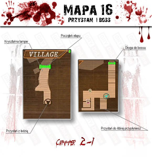 1 - Village (2-1) - przystań i boss - Resident Evil 4 - PC - poradnik do gry