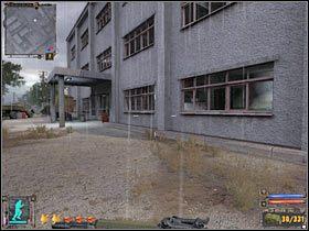 Kiedy uznasz, że jesteś gotowy, wejdź do środka i skieruj się do dowolnej klatki schodowej (#1) - Questy (3) | Instytut Agroprom - S.T.A.L.K.E.R.: Cień Czarnobyla - poradnik do gry