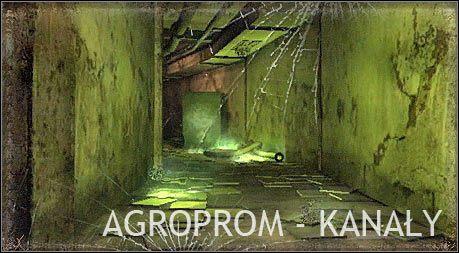 1 - Mapa ogólna | Instytut Agroprom - Kanały - S.T.A.L.K.E.R.: Cień Czarnobyla - poradnik do gry