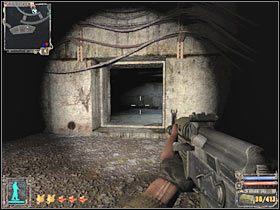 W pierwszej kolejności radziłbym oczyścić CAŁY ten tunel (#1) - Questy (1) | Instytut Agroprom - Kanały - S.T.A.L.K.E.R.: Cień Czarnobyla - poradnik do gry