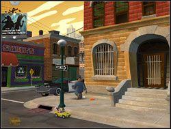 Cóż było robić - Operacja pianka do golenia - II. Situation Comedy - Sam & Max: Sezon 1 - poradnik do gry