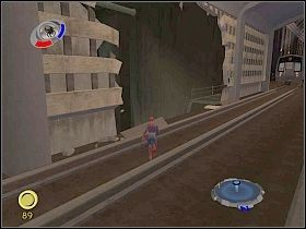 2 - Part 2 - Subway Disaster - Mad Bomber - Spider-Man 3: The Game - poradnik do gry