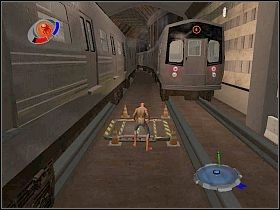 4 - Part 2 - Subway Disaster - Mad Bomber - Spider-Man 3: The Game - poradnik do gry