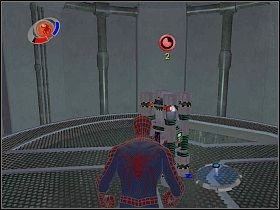 7 - Part 2 - Subway Disaster - Mad Bomber - Spider-Man 3: The Game - poradnik do gry