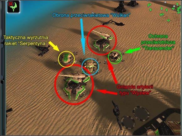 [45] - Operacja 6 - Kamienny mur (2) - UEF - Supreme Commander - poradnik do gry