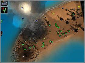 [47] - Operacja 6 - Kamienny mur (2) - UEF - Supreme Commander - poradnik do gry
