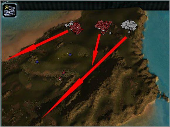 [48] - Operacja 6 - Kamienny mur (2) - UEF - Supreme Commander - poradnik do gry