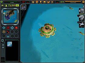 [49] - Operacja 6 - Kamienny mur (3) - UEF - Supreme Commander - poradnik do gry