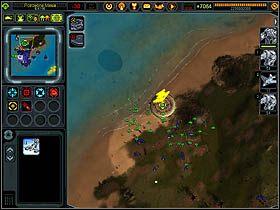[50] - Operacja 6 - Kamienny mur (3) - UEF - Supreme Commander - poradnik do gry