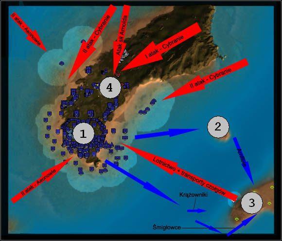 Legenda - Operacja 6 - Kamienny mur (1) - UEF - Supreme Commander - poradnik do gry