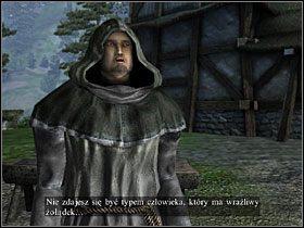 Po uko�czeniu misji z lin�, Basil b�dzie mia� dla ciebie kolejne zadanie - Komorin - Questy - Two Worlds - poradnik do gry
