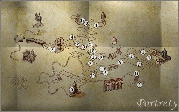 2 - Portrety - Encyklopedia - Harry Potter i Zakon Feniksa - poradnik do gry