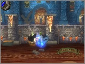 3 - [Solucja] Etap 4 - Stare ruiny - Shrek Trzeci - poradnik do gry