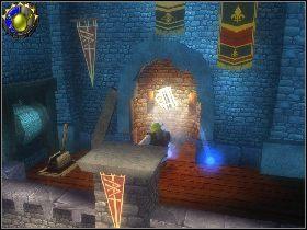 4 - [Solucja] Etap 4 - Stare ruiny - Shrek Trzeci - poradnik do gry
