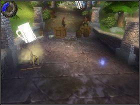 1 - [Solucja] Etap 5 - Stara droga - Shrek Trzeci - poradnik do gry