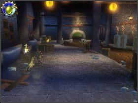 Po drodze do zamku w jednej ze skrzyń znajdziesz jeszcze jeden kubek [1] - [Solucja] Etap 5 - Stara droga - Shrek Trzeci - poradnik do gry