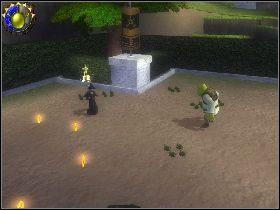 2 - [Solucja] Etap 6 - Teren Akademii - Shrek Trzeci - poradnik do gry