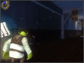 4 - [Solucja] Etap 6 - Teren Akademii - Shrek Trzeci - poradnik do gry