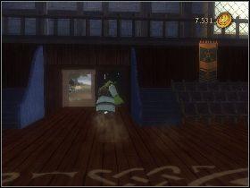 5 - [Solucja] Etap 6 - Teren Akademii - Shrek Trzeci - poradnik do gry