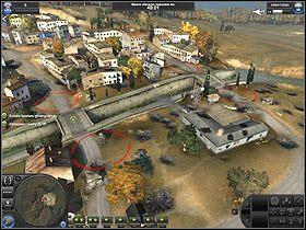 1 - Misja 7 - Głębokie uderzenie - Solucja - World in Conflict - poradnik do gry