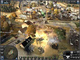 4 - Misja 7 - Głębokie uderzenie - Solucja - World in Conflict - poradnik do gry