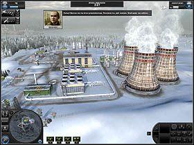 Gdy inżynierowie zakończą swoją robotę, każ wszystkim swoim siłom skierować się do stacji kolejowej [4] na drugim końcu mapy - Misja 8 - Poza żelazną kurtyną - Solucja - World in Conflict - poradnik do gry