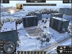 3 - Misja 8 - Poza żelazną kurtyną - Solucja - World in Conflict - poradnik do gry