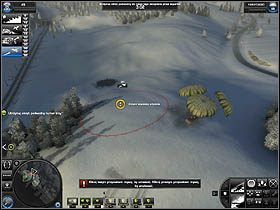 3 - Misja 9 - Legowisko niedźwiedzia - Solucja - World in Conflict - poradnik do gry
