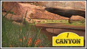 2 - Canyon - Trasy - Sega Rally - poradnik do gry