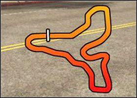 Pora dnia: popołudnie - Canyon - Trasy - Sega Rally - poradnik do gry