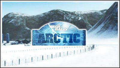 1 - Arctic - Trasy - Sega Rally - poradnik do gry