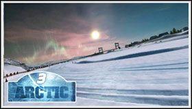 4 - Arctic - Trasy - Sega Rally - poradnik do gry