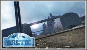 5 - Arctic - Trasy - Sega Rally - poradnik do gry