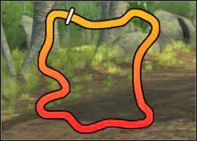 Pora dnia: ranek - Tropical - Trasy - Sega Rally - poradnik do gry