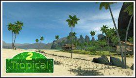 3 - Tropical - Trasy - Sega Rally - poradnik do gry