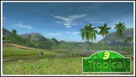 4 - Tropical - Trasy - Sega Rally - poradnik do gry