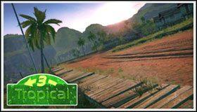 6 - Tropical - Trasy - Sega Rally - poradnik do gry