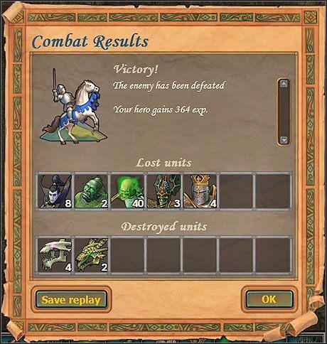 Nie takie smoki straszne... - Misja 1 - Last Soul Standing - Kampania 2 - Heroes of Might & Magic V: Dzikie Hordy - poradnik do gry