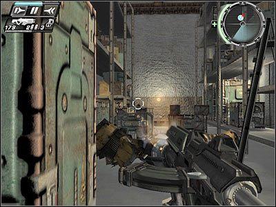 Po drodze miniesz skrzynkę na broń - Etap 5 - Ground Floor cz.3 - TimeShift - poradnik do gry