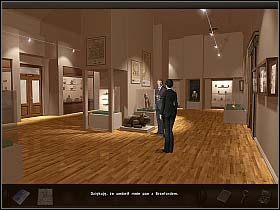 1 - Muzeum Sztuki Prekolumbijskiej - Dzień 2 - Art of Murder: Sztuka Zbrodni - poradnik do gry