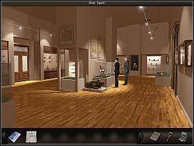 2 - Muzeum Sztuki Prekolumbijskiej - Dzień 2 - Art of Murder: Sztuka Zbrodni - poradnik do gry