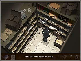 1 - Biuro FBI - Dzień 2 - Art of Murder: Sztuka Zbrodni - poradnik do gry