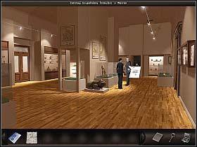 1 - Muzeum Sztuki Prekolumbijskiej - Dzie� 2 - Art of Murder: Sztuka Zbrodni - poradnik do gry