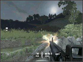 # 2 - Mogaung - Farming Village (cz.1) - Misja 4 - Soldier of Fortune: Payback - poradnik do gry