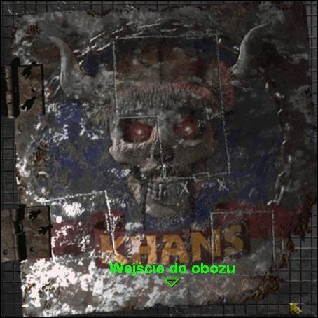 Tandi mo�na uratowa� na 4 sposoby - Ob�z Chan�w - Opis przej�cia - Fallout - poradnik do gry