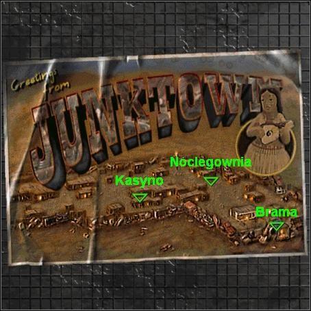 Na dzie� dobry stra�nik stoj�cy przy Bramie do miasteczka - poprosi Ci� o schowanie broni - Z�omowo - Opis przej�cia - Fallout - poradnik do gry