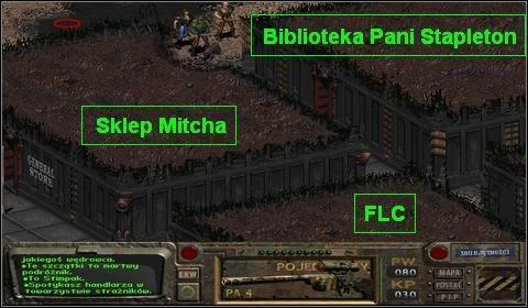1 - Hub (1) - Opis przej�cia - Fallout - poradnik do gry